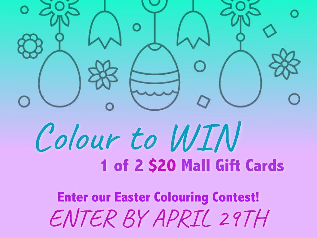 7 Oaks Dental Easter Colouring Contest