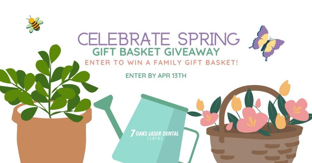 7 oaks easter gift basket giveaway